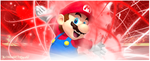Mario's 30 Years Sig Banner by Chivi-chivik