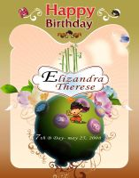 Birthday Greetings Poster by lancerdrake