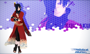 Koujaku wallpaper - DRAMAtical Murder by NipahMMD