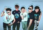 Big Bang Wallpaper by soshi-addict07