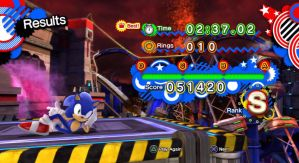 Sonic Generations Chemical Plant by SonicTheHedgeSantos