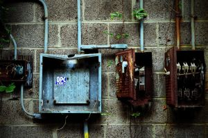 Decayed Boxes by PAlisauskas