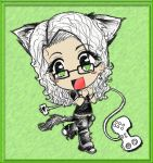 Chibi Personality_Anime-Gamer by Little-Miss-Vampix