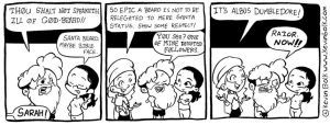 God-Beard: The Epic Conclusion by kevinbolk