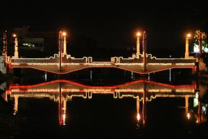 Surabaya by night by melodicmanda