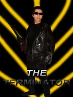 ME AS THE TERMINATOR by Darkness-Man