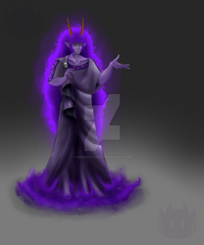 Fureur as: Hades by DemonCatLady