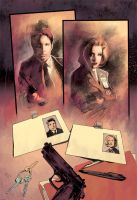 X-Files Annual 2014 p1 by matlopes