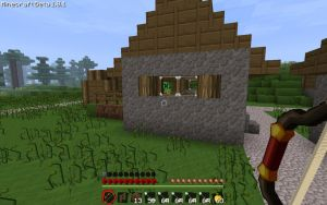 My MineCraft Neighbour by Aapur