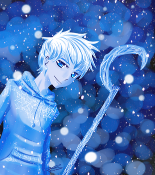 Jack Frost -rotg by Timeless-Knight