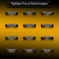 SigBake Forum Rank Images by bry5012