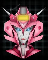 TF-Prime Elita-1 Concept by LadyElita-Arts