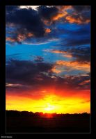 HDR :: Sunset 01 by MicBDesigns