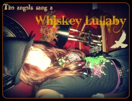 Whiskey Lullaby by fenrirofparadise