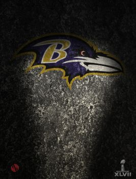 Baltimore Ravens by A-B-Original