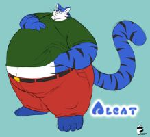 Alcat by gillpanda