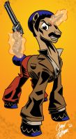 My Little Black Dynamite by Ceehoff