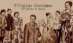 Brush - Filipino Costumes by eunoiastock