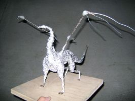 Dragon armature WIP by b1938dc