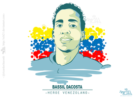 Bassil Dacosta homenaje by RCH21
