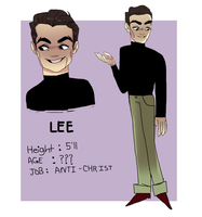 Late Night Cult - Lee by blue-pizza123