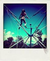 The-Trampoline-poladroid 1 by Rob1962