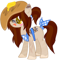 New OC - Shortstack by CommanderMitsuki