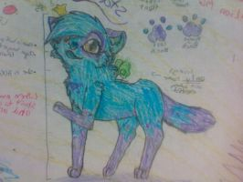 STORMY THE UPDATED VERSION by Thundercatzgirl