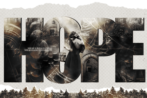 Header Hope | created with Lizz Kaviste by stupid-owl