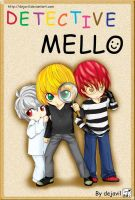 detective mello by dejavil