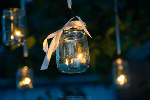Wedding Candles by Scorpidilion