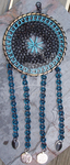 Epic chainmaille dreamcatcher by Oscelot