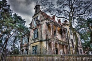 Haunted Town I by photogosiek