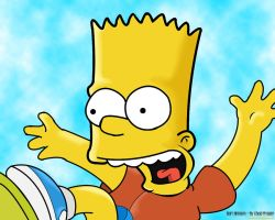 Bart Simpson :Semi Complete: by r4nd0mh3r02k