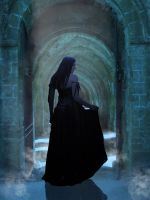 Into the shadows by Aphoticbeauty