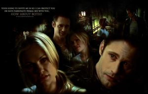 Eric and Sookie: Invite Me In by hazelxxx