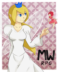 Eleanora and Priscilla - Monster World RPG by Eon-Sonny
