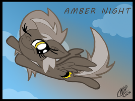 Request: Amber Night by Loreto-Arts