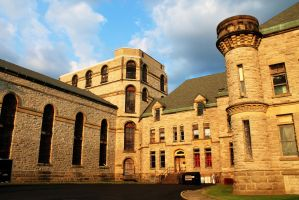 Ohio State Reformatory X by Alluringraphy