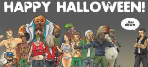 Happy Halloween 2010 by obliviousOUL