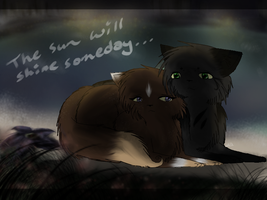 The Sun Will Shine Someday by Amerikat