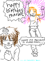 happy birthday, mariah by EtrnlPeace