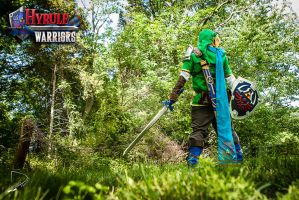 Link from Hyrule Warriors by DBrooks-Photo82