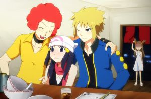 Hanging Out in Nagisa by izumi07