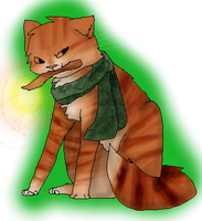 Saria by RockpeltThunderClan
