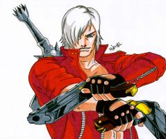 Dante by MikeES