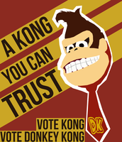 Vote Kong by Greengron