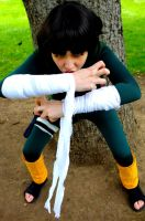 Rock Lee: Omoto Renge by ImaginEeri