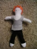 Danny Elfman doll by bitterfly