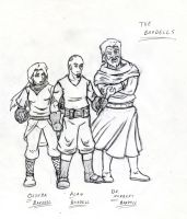PG Revamp - The Bardells by TBPow